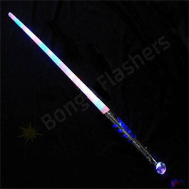 7 Function Sword with Ball & LED Handle