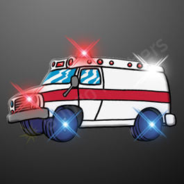 AMBULANCE BODY LIGHTS