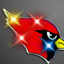 ARIZONA CARDINALS BATTERY OPERATED LIGHTS