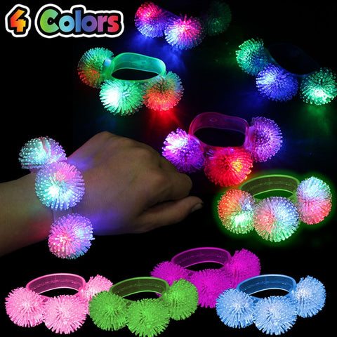 Assorted Color Porcupine Bracelet (1 Dozen)