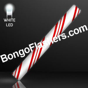 "16"" Candy Cane LED Cheer Sticks"