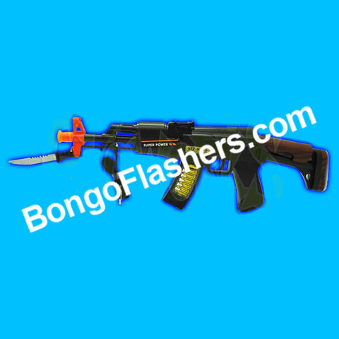Black Machine Gun (1 PIECE)