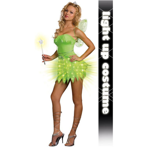 Brite Sprite (Light Up) Adult Costume