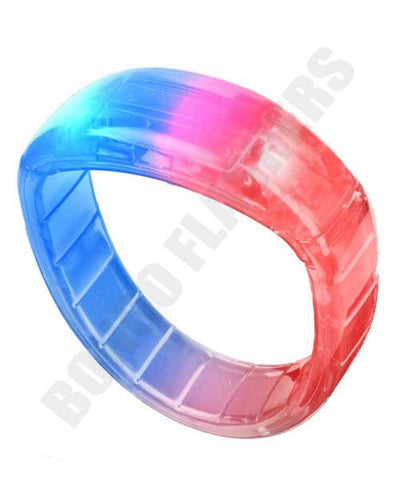 LED Bangle Bracelets - Multicolor