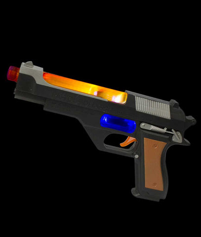 LED 11 Inch Handgun - Retail Ready