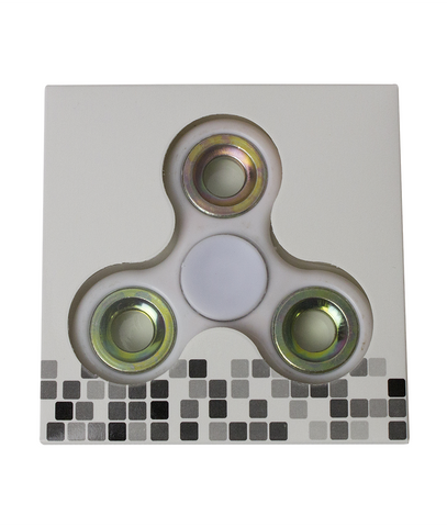 Regular Fidget Spinner - White