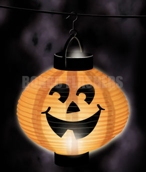 Halloween Light-Up Lanterns 3ct