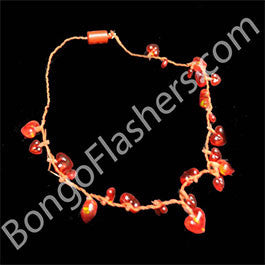 Charm Heart LED Necklace