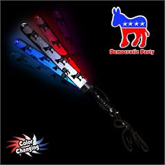Democratic Party LED Light Sticks