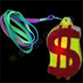 Dollar Sign $ Lanyard Charm