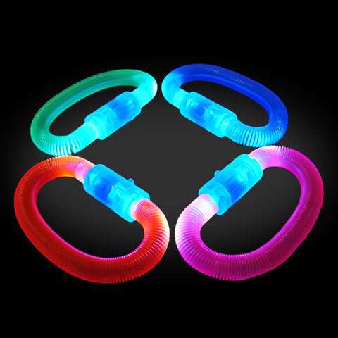 Coil Bracelets - 12/pack (makes 4 Coil Necklaces)