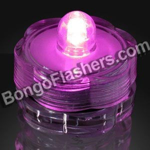 Pink Submersible LED Lights for Special Events