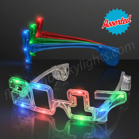 2017 Light Up New Years Party Shades