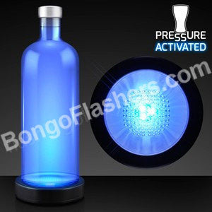 Blue LED Base for Vase Lights & Bottle Lighting