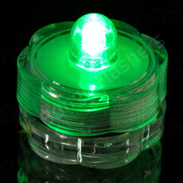 GREEN SUBMERSIBLE LED LIGHTS