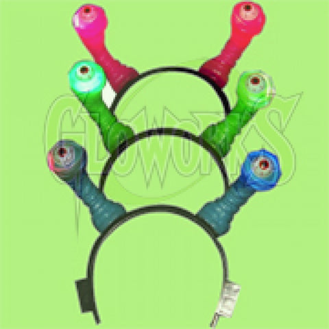 EYEBALL FLASHING HEADBAND - ASST. COLORS (1 PIECE)