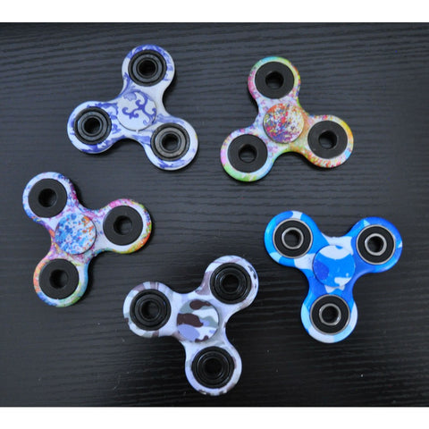 ASSORTED STYLE FIDGET SPINNER (1 PIECE)