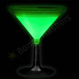 Glow Martini Glass