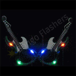 Guitar Flashing Glasses