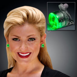 JADE / JADE BLINKING LED CLIP ON PINS