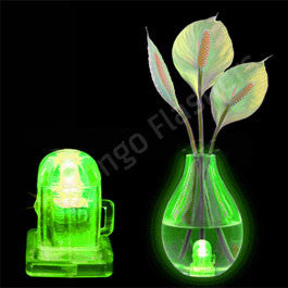LED Waterproof Lites- Green