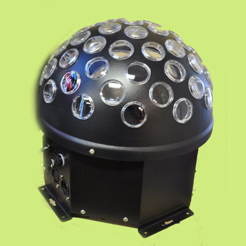 LED Crystal Ball Fixture