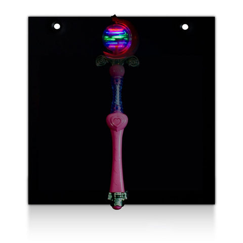 LED Princess Wands Display Board