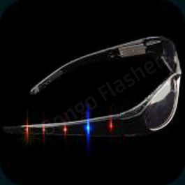 LIGHT UP TERMINATOR SUNGLASSES