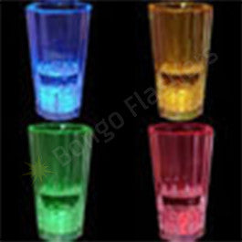 Light Up Large Liquid-Activated Shot Glass