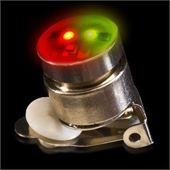Red Green Round Blinky