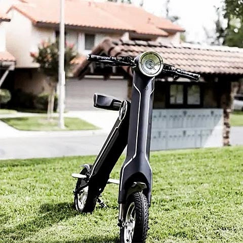 Scooty Scoot - Foldable Electric Scooter