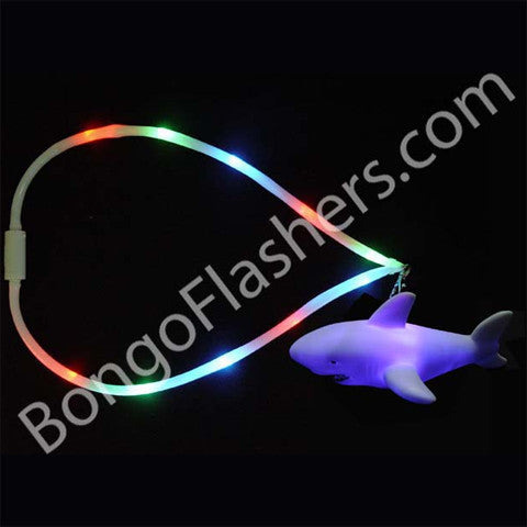 Shark Flashing Lanyard