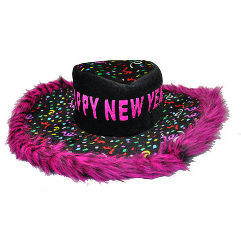 Showdaddy LED Happy New Year's Hat