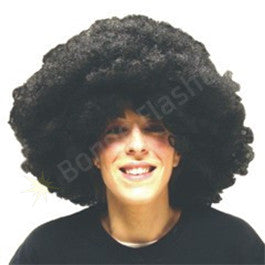 Super Afro Wig - Non Flashing