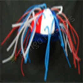 Tentacle Hat - Red, White, & Blue