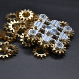 Fidget Spinner - EDC 9 Gear Teeth