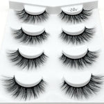 False Eyelashes Extension for Beauty