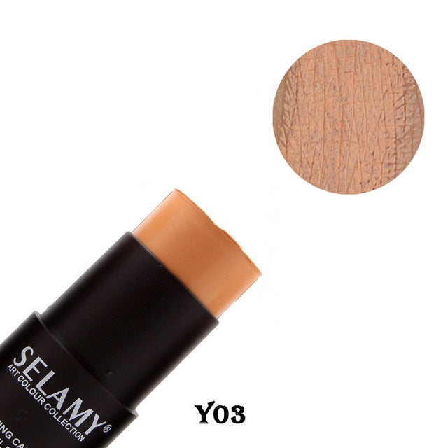 Foundation Makeup Full Cover Contour Face