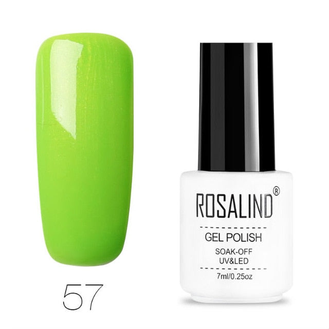 Nail Art Gel Nail Polish