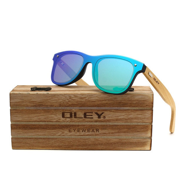 Sunglasses Men Classic Square