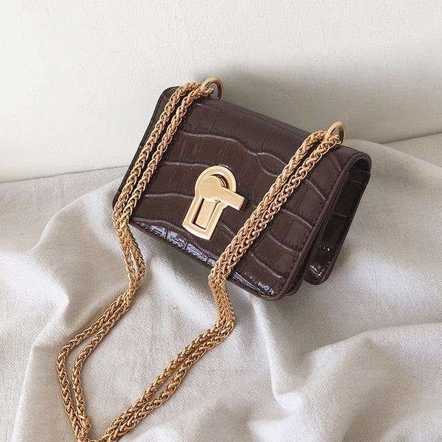 Mini Square Flip Bag