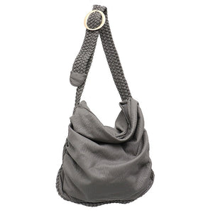 Leather School Handbag