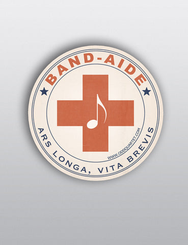 Band Aide Sticker