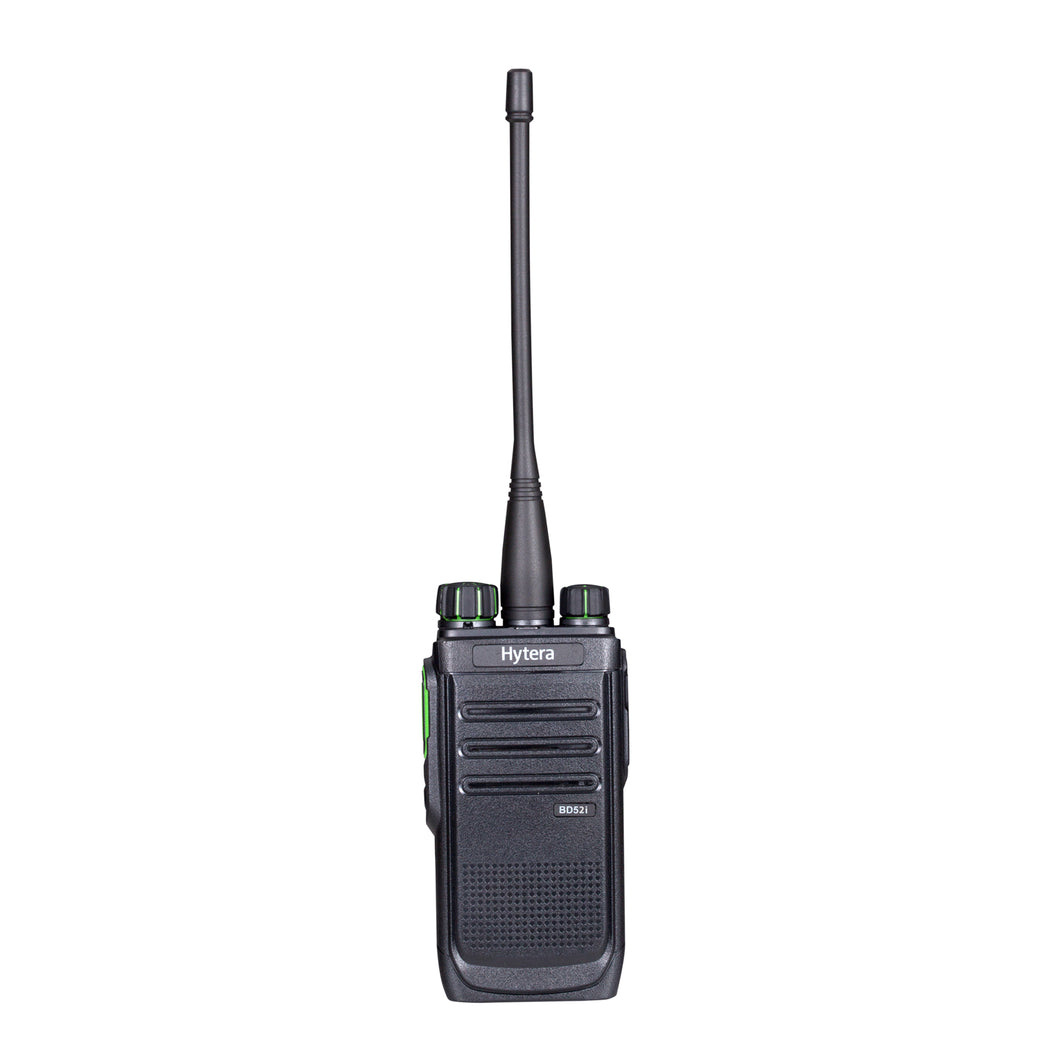 Hytera BD502i-V1 Portable Digital Two-Way Radio (VHF)