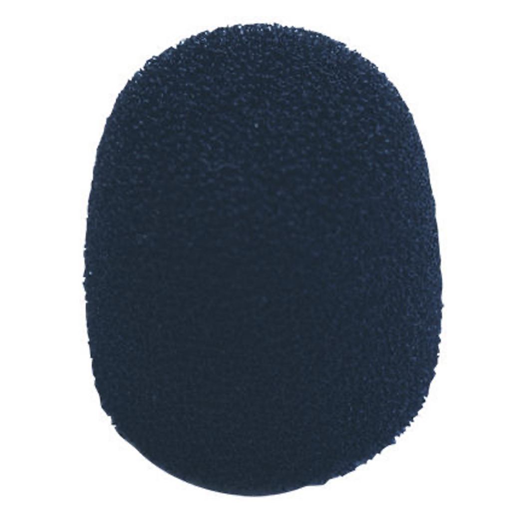 MICMB Large Microphone Windscreen Sponge for HSB, HSBHD, HSD, and HSS Headsets