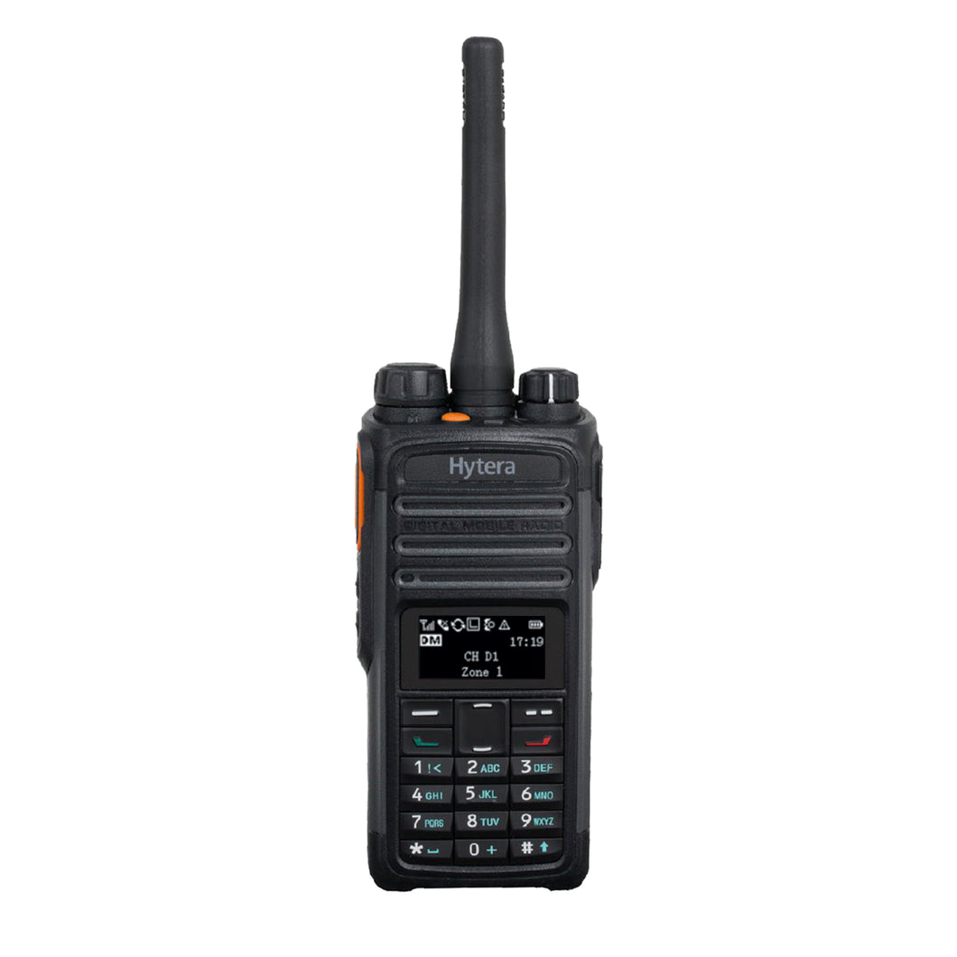 Hytera PD482i-G-BT-Uv Portable Digital Two-Way Radio with GPS and Bluetooth (UHF)