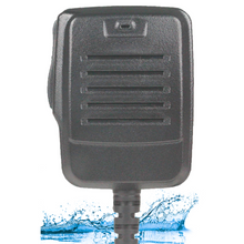 Load image into Gallery viewer, SM4W Full-Sized Heavy Duty IP67 Rated Waterproof and Dust-Proof Speaker Microphone