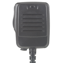 Load image into Gallery viewer, SM4 Full-Sized Heavy Duty IP55 Rated Water-Resistant and Dust-Resistant Speaker Microphone with 3.5mm Accessory Jack
