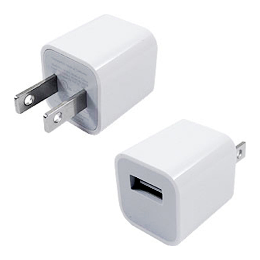 1-Amp Single Port USB Wall Charger