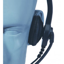 Load image into Gallery viewer, HSS Heavy Duty Lightweight Single Muff Adjustable Headset with Boom Mic and Inline PTT